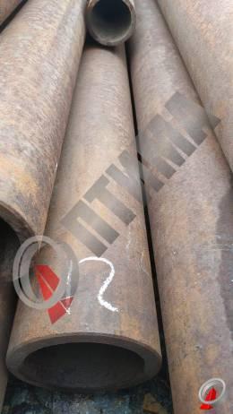 Труба стальная 102х12 фото со склада ООО «Оптима»