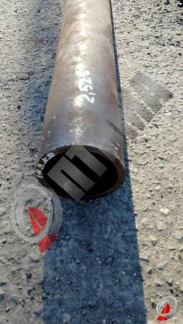 Труба стальная 108х9 фото со склада ООО «Оптима»