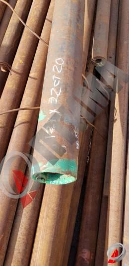 Труба стальная 121х22 фото со склада ООО «Оптима»