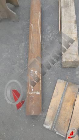 Труба стальная 133х15 фото со склада ООО «Оптима»