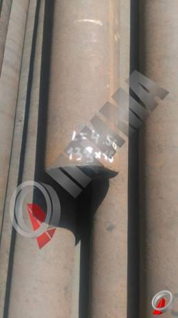 Труба стальная 133х16 фото со склада ООО «Оптима»