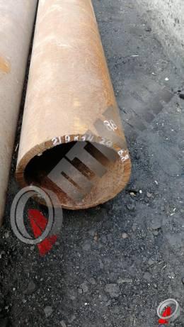 Труба стальная 219х14 фото со склада ООО «Оптима»
