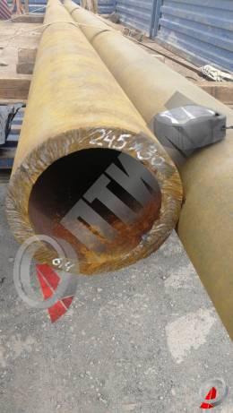 Труба стальная 245х30 фото со склада ООО «Оптима»
