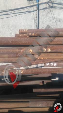 Труба стальная 25х3.5 фото со склада ООО «Оптима»