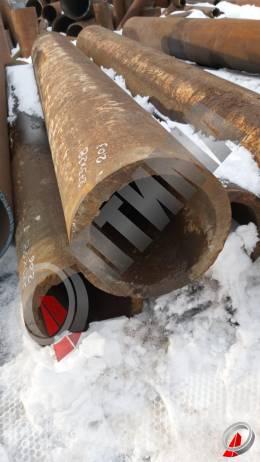 Труба стальная 273х28 фото со склада ООО «Оптима»