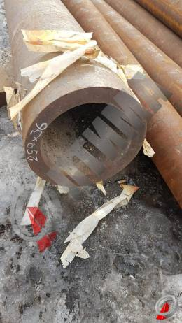 Труба стальная 299х36 фото со склада ООО «Оптима»