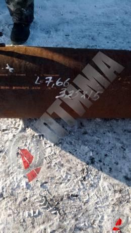 Труба стальная 325х15 фото со склада ООО «Оптима»