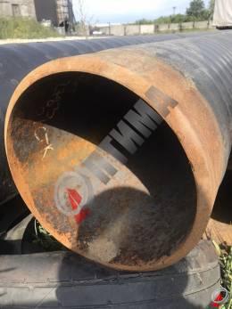 Труба стальная 325х16 фото со склада ООО «Оптима»