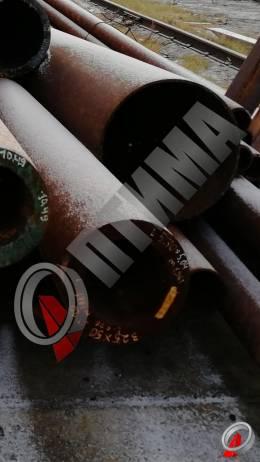 Труба стальная 325х50 фото со склада ООО «Оптима»