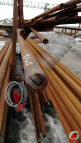 Труба стальная 34х8 фото со склада ООО «Оптима»
