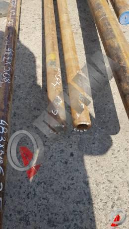 Труба стальная 45х9 фото со склада ООО «Оптима»