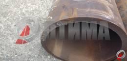 Труба стальная 465х28 фото со склада ООО «Оптима»