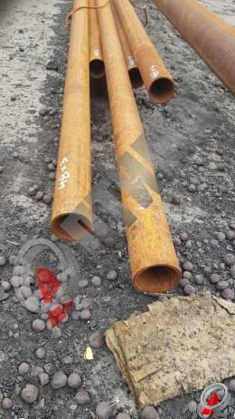 Труба стальная 48х3 фото со склада ООО «Оптима»