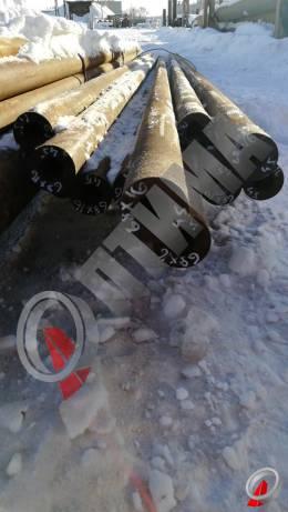 Труба стальная 68х16 фото со склада ООО «Оптима»