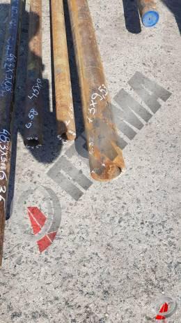 Труба стальная 73х9.53 фото со склада ООО «Оптима»