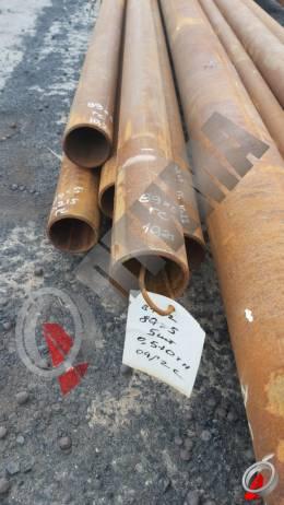 Труба стальная 89х5 фото со склада ООО «Оптима»