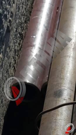 Труба стальная 95х10 фото со склада ООО «Оптима»